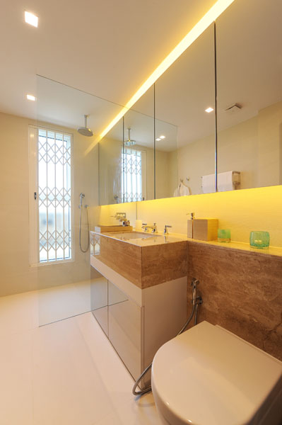 Bespoke Bathroom Joinery